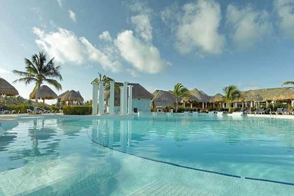 All Inclusive - Grand Palladium White Sand Resort & Spa - All Inclusive Riviera Maya